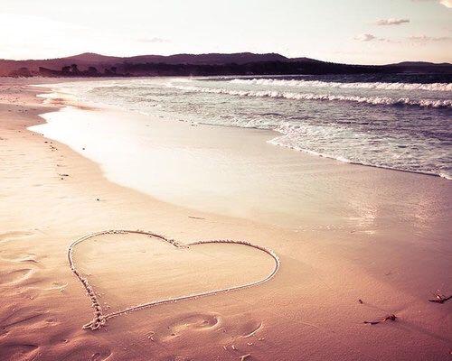 168481-Heart-On-The-Beach